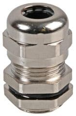 PRO POWER CGMAM12  Cable Gland Brass M12 X 1.50Mm